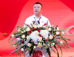 朱岳兵会长在贝博体彩app成立十周年上致辞